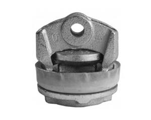 Kolben kompl. mit Kolbenleder 75mm (88021)