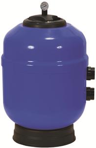 Europa-Filter Side D-450 blau ohne Ventil (441612BFL)