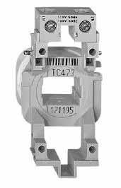 Ersatzspule (IAT) 400V TA863