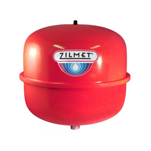 Membrandruckgefäß ZILMET Ultra Pro 24L ohne Füße