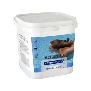 Multi Action Block 250g Eimer 5kg (425322)