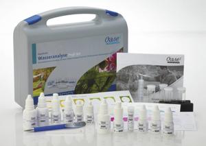 AquaActiv Wasseranalyse Profi-Set (50571)