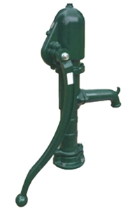 Spielplatzpumpe Optima mit Direktanschluss ans Wassernetz (86455)