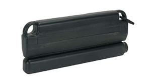 Eisdruckpolster schwarz Überwinterungs-Floater (04363S)