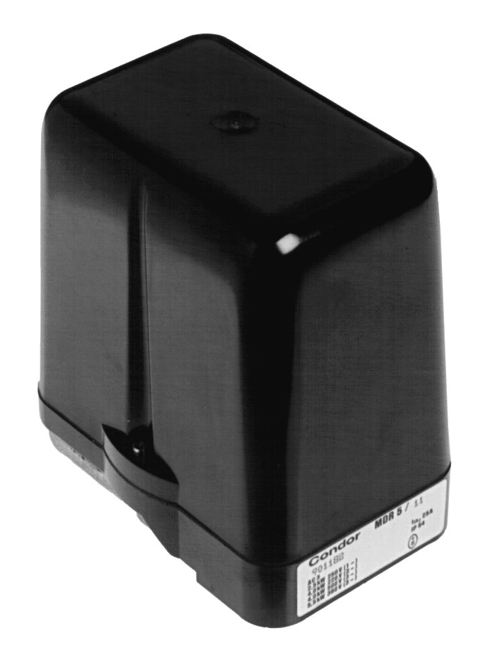 Druckschalter MDR 5-5