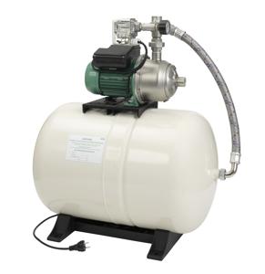 Wilo-Profi-Hauswasserwerk - Zusammenbau inkl. Material