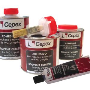 CEPEX-Kleber mit Pinsel-Verschluss 0,50kg (4090430)