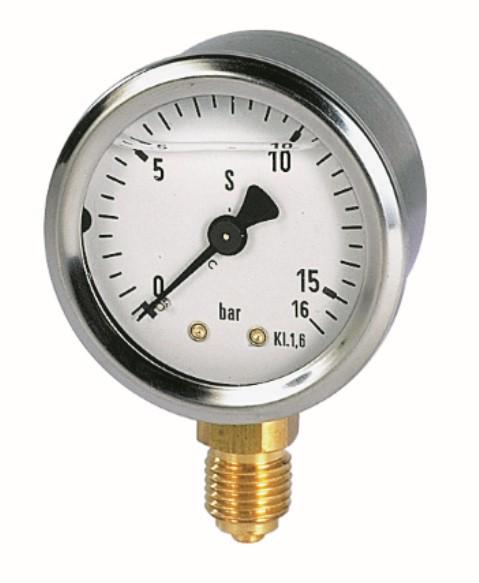 Ersatz-Vakuummeter (Glyzerin) - Durchmesser 50mm
