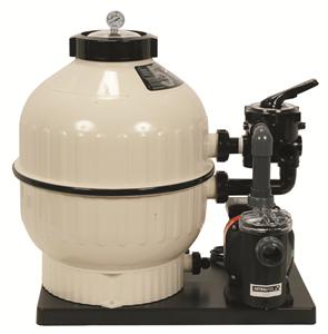 Kompaktfilteranlage CANTABRIC DM 500 mit Sena 0,56kW - 230V (15484)