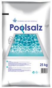 Palettenabnahme Poolsalz im Sack 25kg - 42 Säcke
