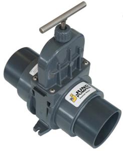 Zulaufschieber (PVC) DN100