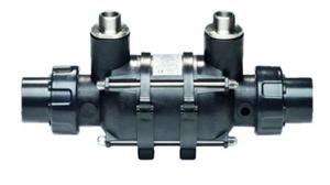 Kunststoff-Heizungswärmetauscher D-KWT-TI 25kW (13790)