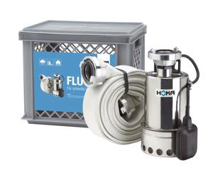 Flut-Set für schnelle Hilfe im Notfall