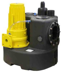 Abwasserhebeanlage Oase Kompaktboy SE 71.3 D Einzel 400V