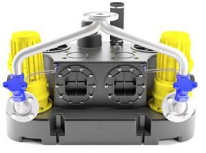 Abwasserhebeanlage Oase Kompaktboy SE 71.2 D Doppel 400V