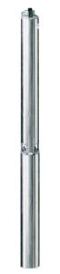 Unterwasserpumpe Lowara 4GS15-L4C 400V
