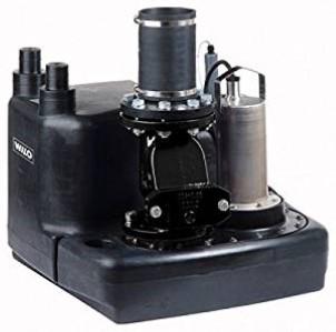 Kleinhebeanlage Wilo-DrainLift OM 2/8 RV Doppelanlage 400V (2531401)