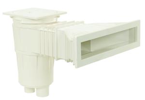 Oberflächenabsauger - SLIM 500 KS mit Saugplatte und Blende (456176)