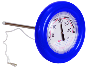 Schwimmbad-Thermometer de Luxe (28100)