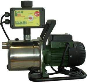Oberwasser-Hauswasserwerk Oase Inox-Smartpress O-3030I Smart