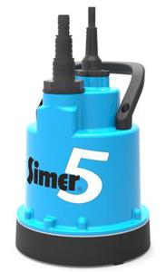 Flachsaugpumpe Simer 5