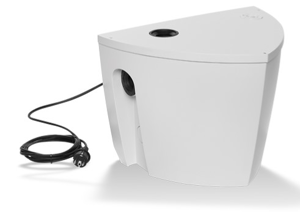 Ama-Drainer-Box mini Kleinhebeanlage