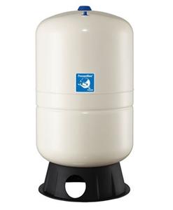 Membrandruckgefäß 100L vertikal PressureWave mit Füße, weiß