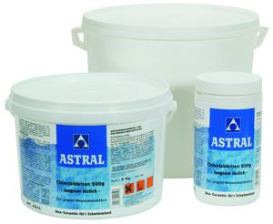 Chlortabletten 250g - 1kg (425309)