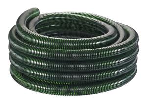 Spiralschlauch grün 2