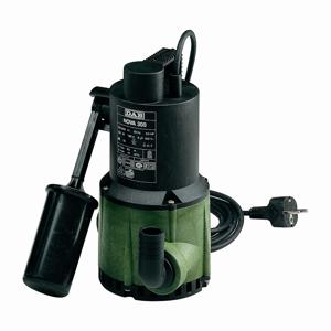Ersatztauchpumpe Nova 300 MA für Novabox 30/300.1 mit Entlüftungsbohrung