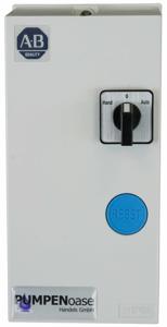 Schütz-/ Motorschutz MSR4201 (IAT) 3 x 400V + N 0,2 - 1,0A
