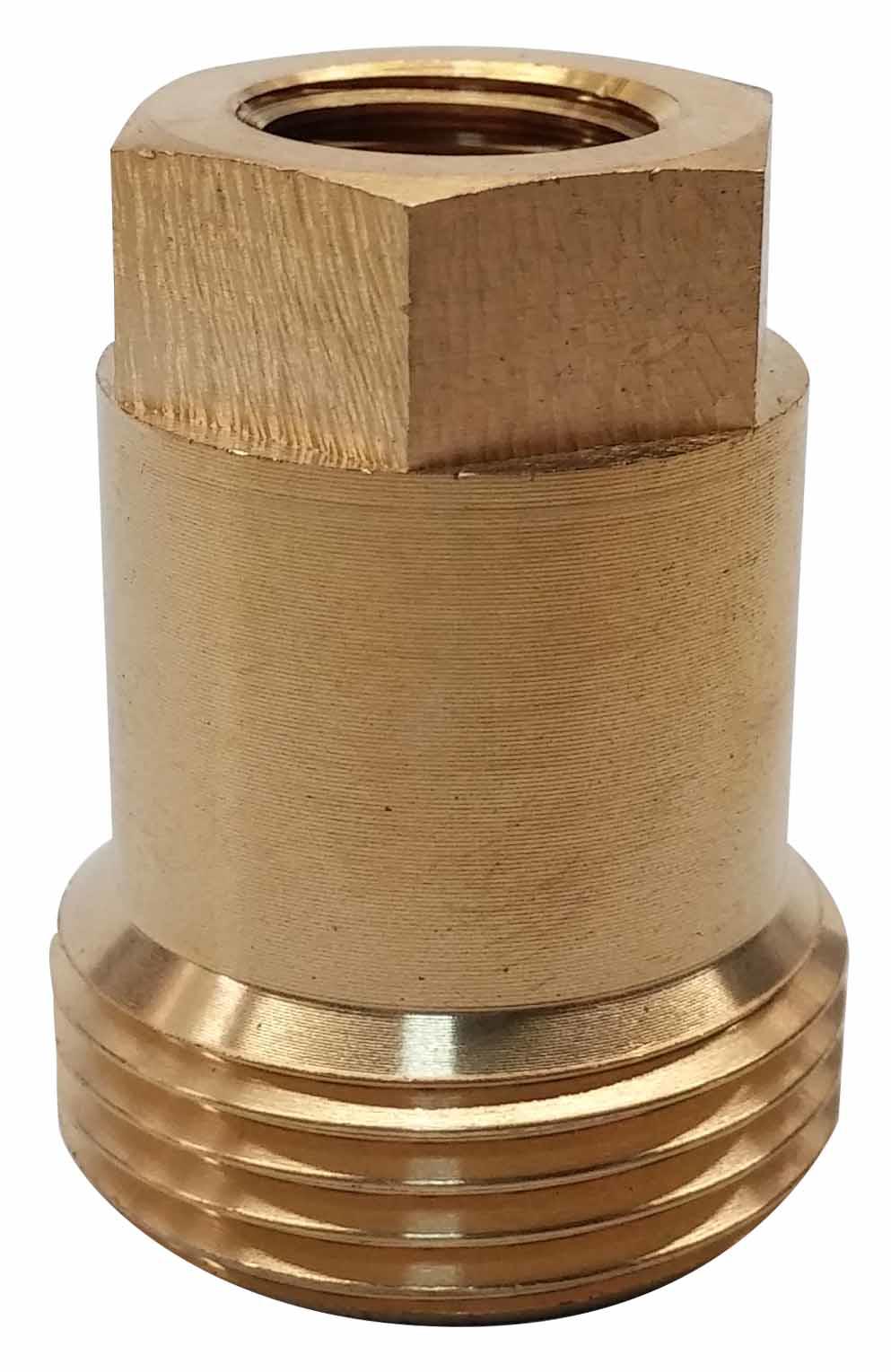 Einschraubteil Messing 25 CFB 90 3/4
