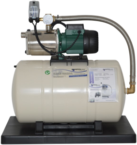 Oberwasser-Hauswasserwerk Oase E horizontal O-3040 EM M80h