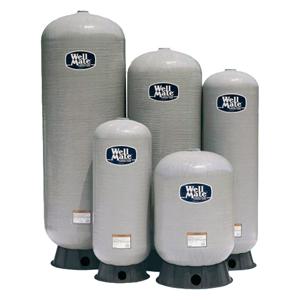 Membrandruckgefäß Wellmate - WM 60 L aus Polyethylen