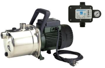 Oberwasser-Hauswasserwerk Oase Inox O-3036 mit Schaltautomat