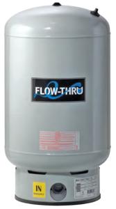 Membrandruckgefäß Oase FlowThru GFU 325 LV durchströmt Stahlkessel