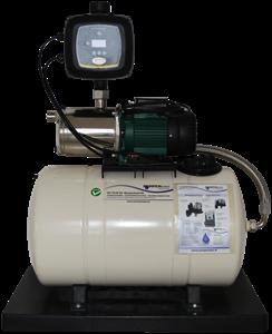 Oberwasser-Hauswasserwerk Oase OFA-3040 M80h frequenzgeregelt