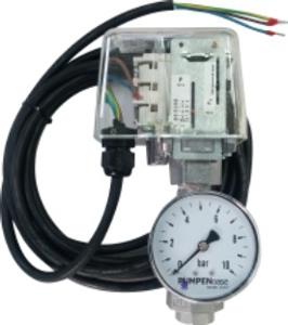 MDR 43/6 Druckschalter-Anschlusskombination
