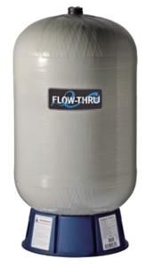 Membrandruckgefäß Oase FlowThru CFB 80 LV durchströmt Kunststoffkessel