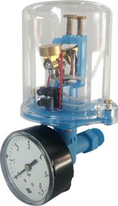 Druckschalter QMD6M mit Manometer