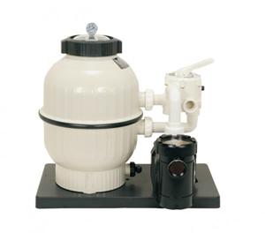 Filteranlage CANTABRIC Kompaktfilter D 600mm - Dura I E1 0,75kW/230V (15476)