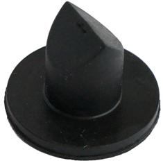 Lippenventil 38 5V 1C Gummi 10°/12mm (alte Ausf.)
