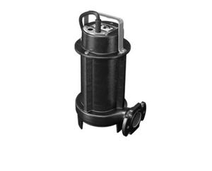 Abwasser-Fäkalientauchpumpe Oase GRS 100/2/G40H A0CT5 T 400V - mit Schneidsystem