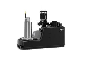 Kleinhebanlage Wilo-DrainLift S 1/6 DM RV 400V (2544877)