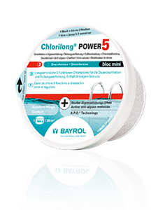 Chlorilong Power 5 Bloc Mini 1 Dose zu je 340g (07502)