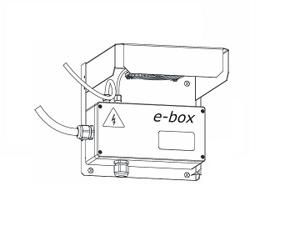 Wandmontage-Kit für Oase Hydrovar HVL 4.055 / 4.075
