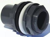 Behälterverschraubung PN16 - IBG - D1 75 x D2 3