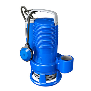 Abwasser-Fäkalientauchpumpe Oase DRBluePRO 200/2/G50VT 400V - ohne Schneidsystem
