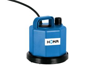 Flachsaugpumpe HOMA C80W