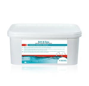Soft & Easy für 20m³ Wasservolumen - 2,24kg - 8 Beutel (075800)